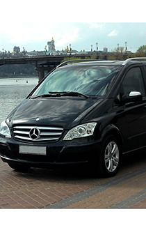Минивэн такси Балаклава - Ялта